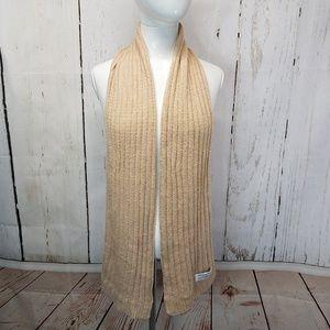 Preston & York scarf tan